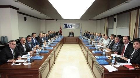 TİM'de Yeni Yönetim Kurulu Belli Oldu