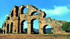 Orta Akdeniz Bölgesi, Aspendos su kemeri