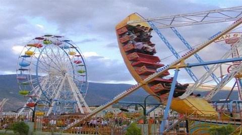 Lunapark ve Eğlence Alanlarındaki Kazalara Karşı Tedbir Alınsın