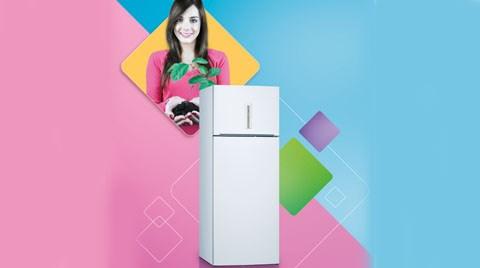 Yeni No-Frost BD2556W3IN ile Yüksek Enerji Verimliliği…