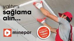 Otopark Tavanı ve Teras Yalıtımında Çözüm: Minepor