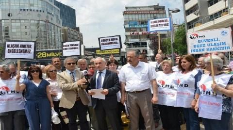 Ulaşım Zammına Protesto: Ulaşım İnsan Hakkıdır!
