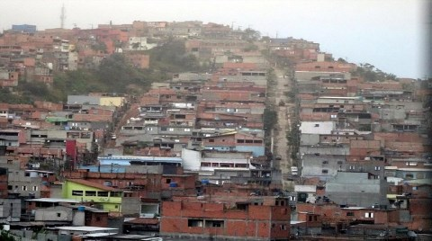 Brezilya'nın Öteki Yüzü: Favelalar
