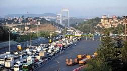 Köprü ve Otoyollardan 5 Ayda 345 Milyon Lira Gelir