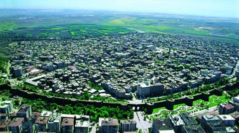 "Diyarbakır'a ""Yeni Şehir"" Silueti!"