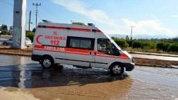 Hastanenin Atık Suyu Sokağa Akıyor