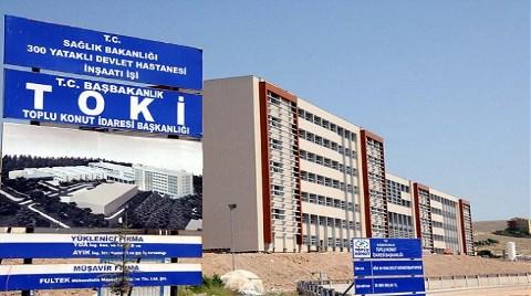 TOKİ Konutları Kanalizasyona Takıldı
