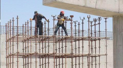 İnşaat İskeleleri Çelik Olacak
