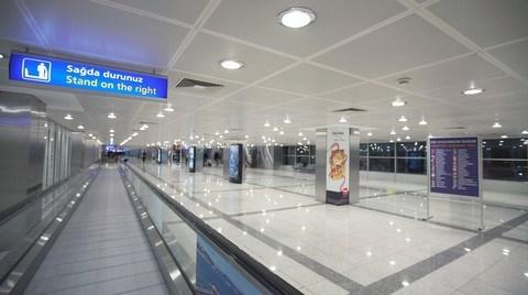 TAV'ın 3 Havalimanını Vestel Aydınlatıyor