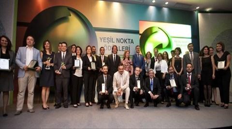 ÇEVKO Yeşil Nokta Ödülleri Sahiplerini Buldu