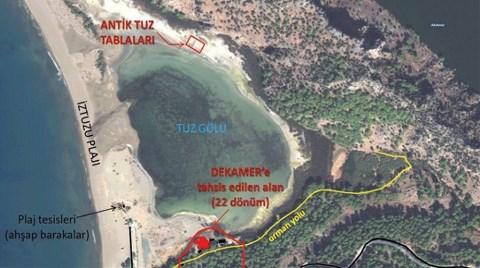 İztuzu Plajı'nda Yürütmeyi Durdurma Kararı!