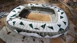 Konya Stadyumu'nda Sona Yaklaşılıyor