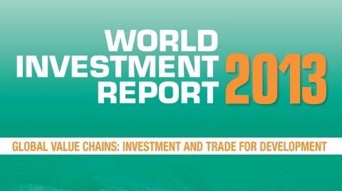 2013'te Doğrudan Yabancı Yatırım Girişi %9 Arttı