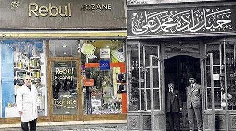 Rebul Eczanesi'nin Altı AVM, Üstü Otel Olacak