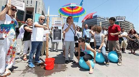 Toplu Taşıma Zammını Protesto Ettiler!