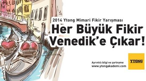 2014 Ytong Mimari Fikir Yarışması'nda Sorular Yanıtlandı