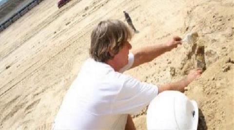 3 Bin Yıllık Köy Kalıntıları Bulundu