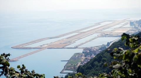 Havaalanı için Karadeniz'e 29 Milyon Ton Taş Döküldü