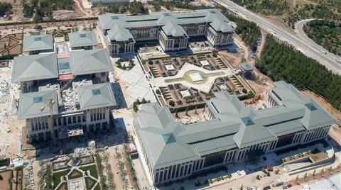 Yeni Başbakanlık Binasında Sona Gelindi!