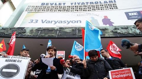 Ankara'nın Tiyatro Sahneleri Yeniden Satışa Çıkarılıyor!