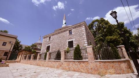 Tarihi Arasta Camisi Yeniden Kapılarını Açtı