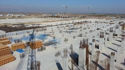 """""""Çukurova Bölgesel Havalimanı İnşaatı Zamanında Bitecek"""""""