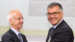 Avrupa Asfalt Üstyapı Birliğine Türk Başkan