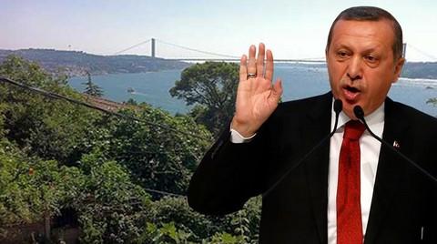 Çengelköy'deki Yıkım Kararı Erdoğan için mi?
