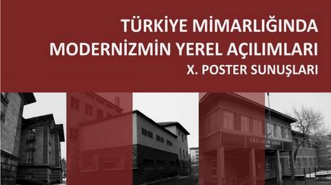 """DOCOMOMO 2014: """"Türkiye Mimarlığında Modernizmin Yerel Açılımları X"""""""
