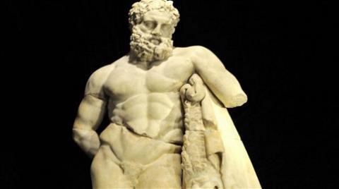 Yorgun Herakles'e Yoğun İlgi
