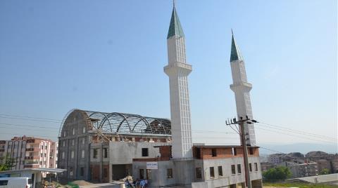 Bu Caminin Tavanı Diğerlerinden Farklı!