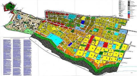 O Mahallelerin Planları Meclisten Geçti