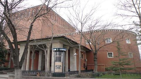 Operet Binası, Bakanlığa mı Tahsis Edildi?