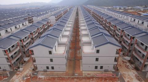 Çin'de Konut Fiyatları Düşüş Eğiliminde