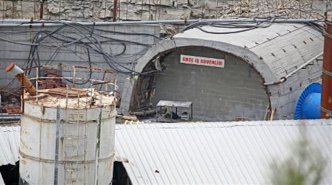 Soma'daki Madende İnceleme Tamamlandı