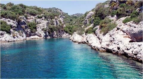 Kaş-Kekova Denizel Yönetim Planıyla Korunacak