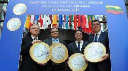 Litvanya'nın Avroya Geçişine Nihai Onay Geldi