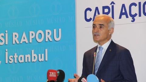 MÜSİAD 2014 Türkiye Ekonomisi Raporunu Açıkladı