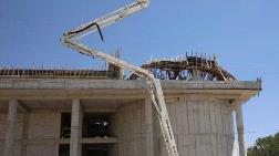 Erciş'te TOKİ İnşaatı Çöktü