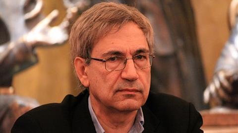 Orhan Pamuk'a Avrupa'dan Ödül!