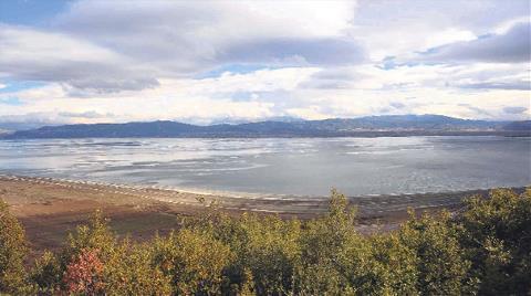 Burdur Gölü'nün Damarlarını Kesmeyin