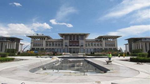 Başbakanlık Binası'na VIP Havaalanı Geliyor!