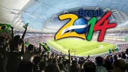 Brezilya 'Dünya Kupası'nda Almanya ve Güney Afrika'yı Geride Bıraktı