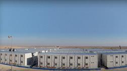 Vekon'dan Katar'a Katlanır Konteyner İşçi Kampı