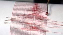 Marmara'da Korkutan Deprem Hareketliği!