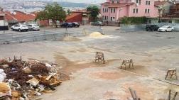 Deprem Gerekçesi ile Yıkılan Okulu Cami Yuttu!