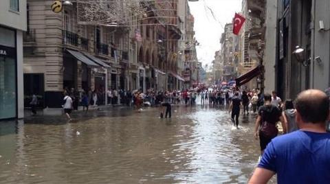 Kadir Topbaş'tan İstiklal Caddesi Açıklaması
