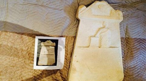 ABD'ye Kaçırılan Tarihi Eserler Türkiye'ye Getiriliyor