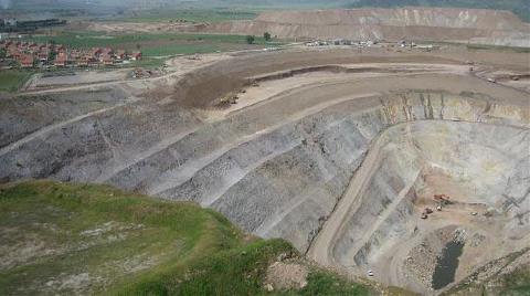Bergama'ya Bir Altın Madeni Daha