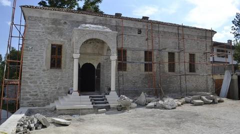 İskalyon Binası Restorasyonu Tamamlandı